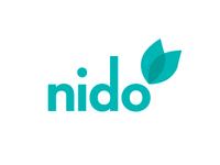 Nido Espacio Coworking logo nido neutra blue green space