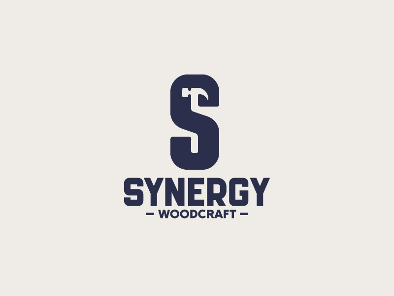 Logo concept for a woodcraft company by Yavor Lazarov on