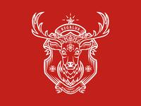 Deer crest