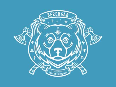 Bear crest
