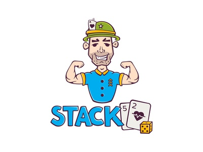 Alternative logo concept for Stack 52