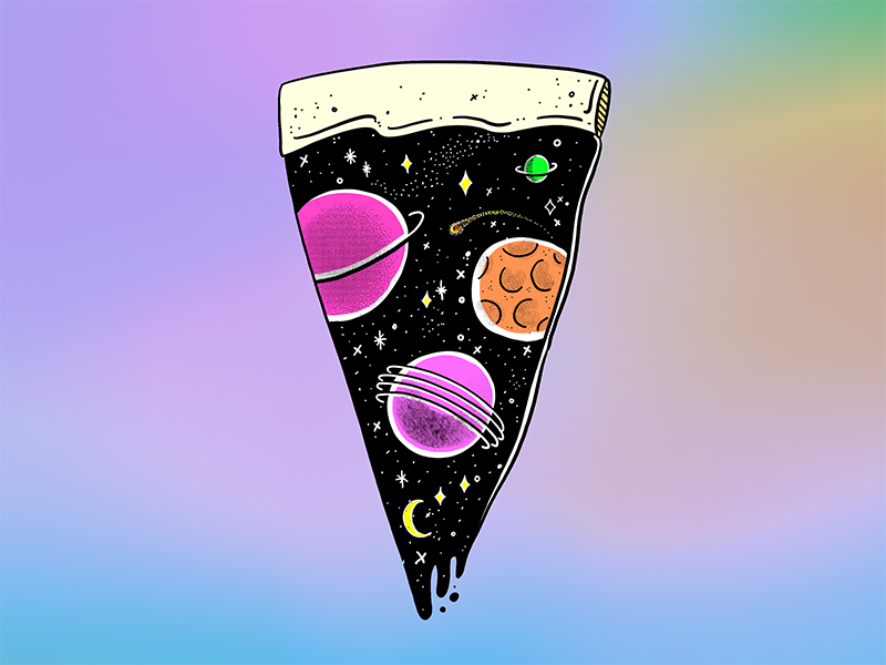 How Do You Organize A Pizza Party In Space You Planet By Jason