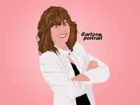 Cartoon Portrait illustration