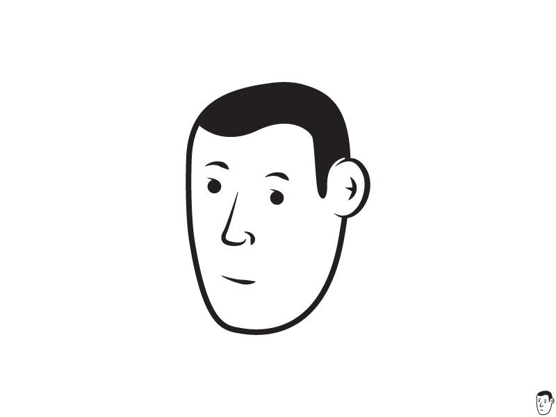 Face #10 trademark symbol mark brand logo icon face