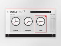 World Time App 2