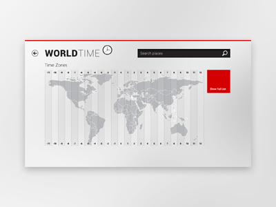 World time app 3