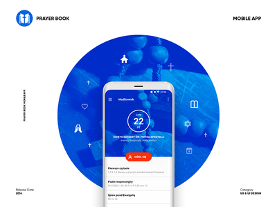 Prayer Book mobile app