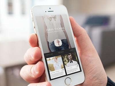 Zara blog concept zara app blog design mobile design fashion ui design