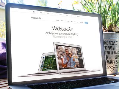 Apple website navigation menu design concept website apple navigation menu simple apple website