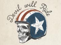 Devil Will Ride