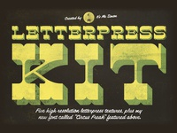 Letterpress Kit