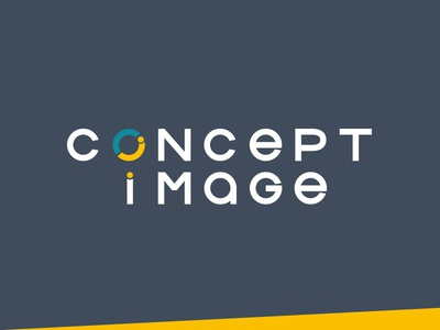 New logo for Concept Image Agency