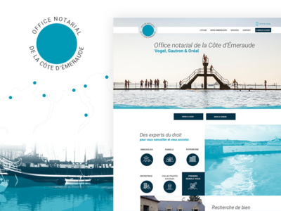 UI & UX design for VGO website