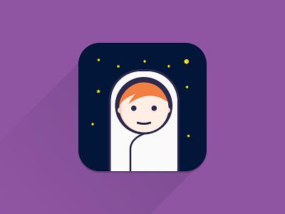 Daily UI 005 - App Icon app icon icon baby dailyui