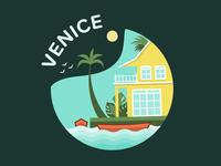 Venice Badge
