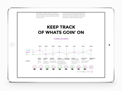 Approach sneak peak web typography white clear