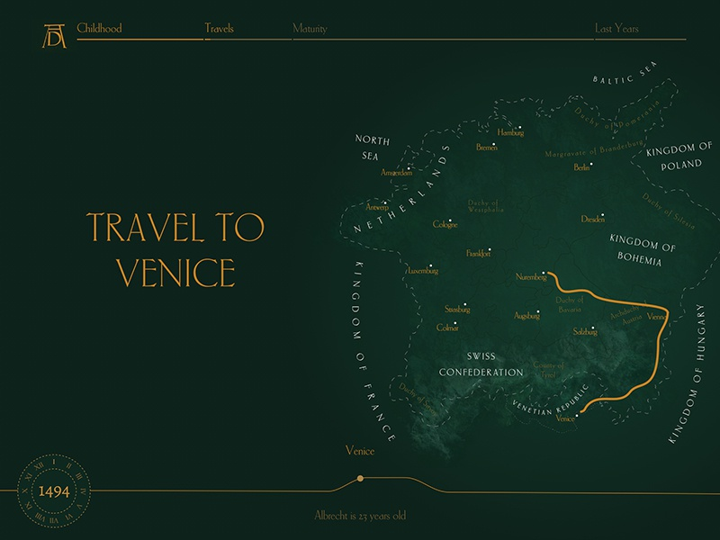 Durer map