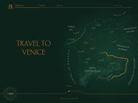 Albrecht Durer travels Venice