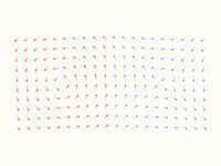 Vortex / Antivortex coordinates