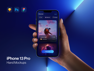 New iPhone 13 Pro & iPhone Pro Hands Mockups iphone 13 hand hand mockup iphone hand mockup iphone 13 pro iphone mockup figma iphone mockup sketch iphone 13 sketch iphone mockup