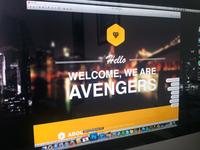 Hexagon - Creative portfolio template