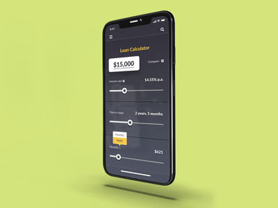 Calculator flat design calculator ui design