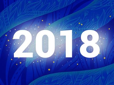 Happy Nw Year! new year illustration