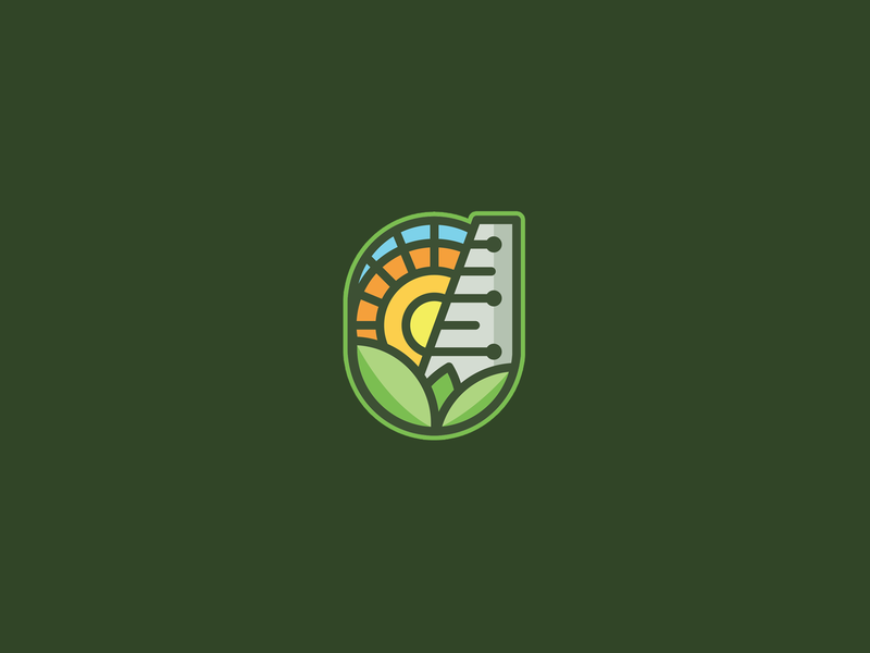 ZERO ENERGY CONFERENCE 2019 conferences vector renewable energy zero waste zero sustainable sustainability sun solar energy renewable nature logodesign logo identity green environment energy design emblem conference