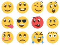 Windows messenger emojis revamp