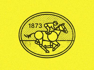May 23, 1873 daily history illustration icon jockey horse race preakness