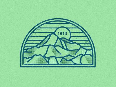 June 7, 1913 daily history illustration icon outdoors climbing mountaineering summit alaska mckinley denali