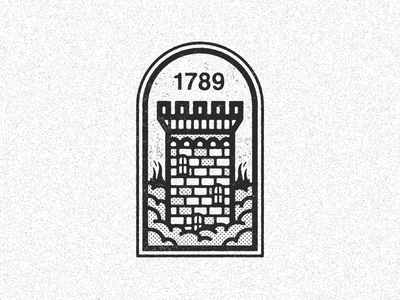 July 14, 1789  daily history illustration icon french revolution france bastille bastille day