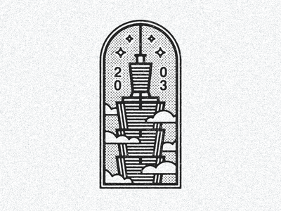 October 17, 2003 daily history illustration icon architecture skyscraper taiwan taipei 101 taipei