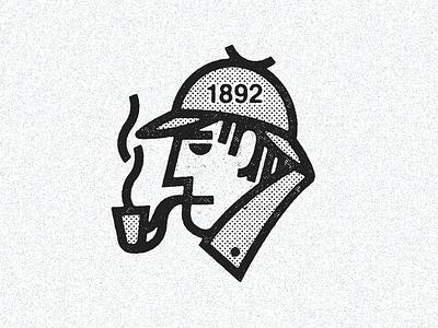 October 31, 1892 daily history illustration icon profile detective arthur conan doyle holmes sherlock holmes