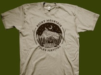 Rocky mountain 1 shirt