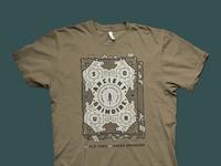 Grimoire mock shirt