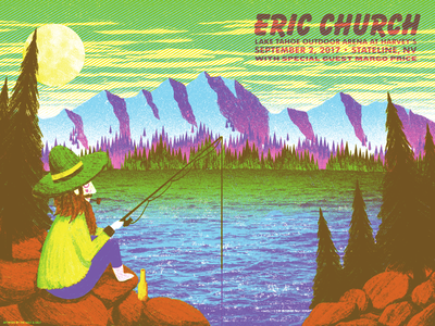 eric church lake tahoe