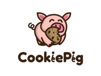 CookiePig Logo