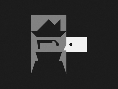 Hidden Self web psychology privacy pictogram internet illustration icon incognito graphic design google chrome google geometry geometric design chrome artwork art