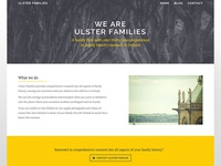 Ulster Families