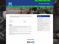 Dale Farm Recipe Page