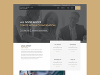 Legal Services Website