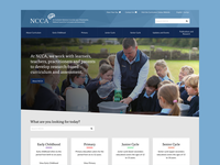 NCCA - Irish Curriculum Website