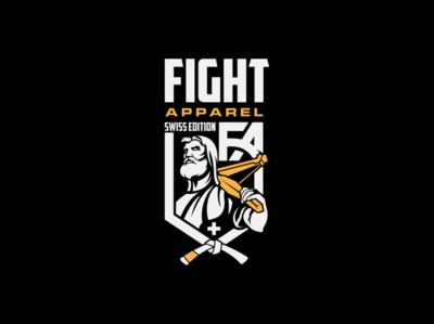 Fight Apparel Illustration