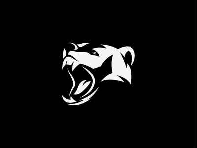 Badger wildlife concept badgers wild badger animal vector mark design branding logo