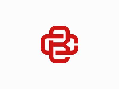 BC Monogram cb bc lettermark letters abstract monogram typography vector mark design branding logo