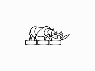 Rhino & Bamboo