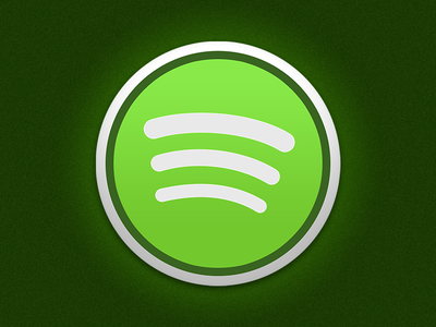 Spotify Mac Icon Redesign