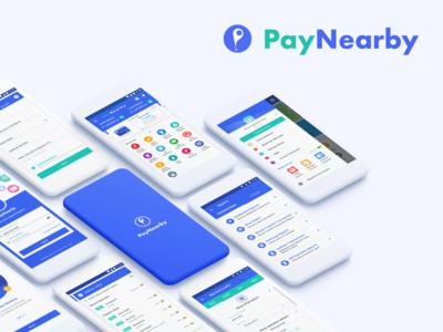 Fintech - PayNearby App