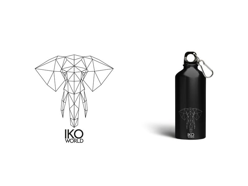 New Animal In Logotown vector creativity logo design